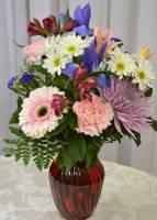Love Springs Vased Arrangement