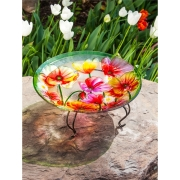 Poppy Bird bath