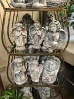 Stone Garden Angels