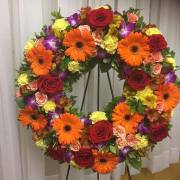 Richard's Wreath of Comfort
