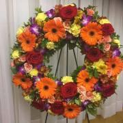 Richard's Wreath of Comfort