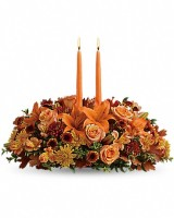 Thanksgiving Glowing Centerpiece