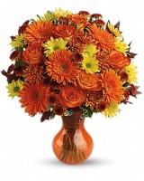 Forever Fall Vase