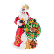 Christopher Radko The Perfect Pear Ornament