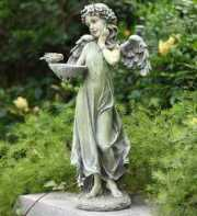 Angel Birdfeeder