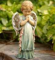 Spring Praying Angel