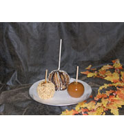 Hand Dipped Caramel Apples