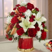The FTD Happiest Holidays Bouquet