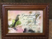 Musical Memory Box- Grandmother