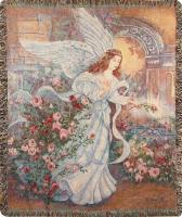 COMFORT THROW- ANGEL OF LIGHT
