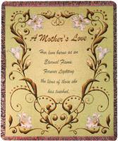 COMFORT THROW- MOTHER'S LOVE