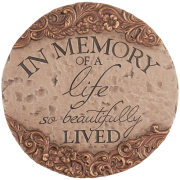 CARSON GARDEN STONE- IN MEMORY 11120