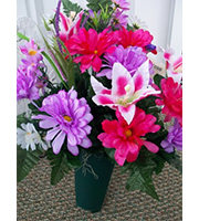 Grave Site Vases