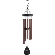 MEDIUM CARSON WINDCHIME-BRONZE 60215
