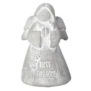 Bless Home Cement Angel