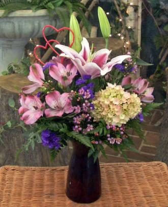 Dalton\'s Valentine Bouquet 40