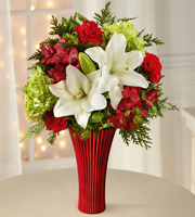 The FTD® Holiday Celebrations® Bouquet