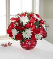 The FTD® Season's Greetings™ Bouquet