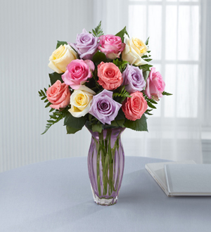 The FTD® Mother\'s Day Mixed Rose Bouquet