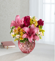 The FTD� Pink Poise� Bouquet