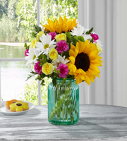The FTD� Sunlit Meadows� Bouquet by Better Homes and Gardens�