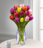 The FTD� Spring Tulip Bouquet by Better Homes and Gardens�