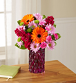 The FTD� Brightly Bejeweled� Bouquet