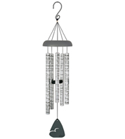 Carson Inspirational Outdoor Windchimes - Medium