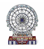 Mr. Christmas Worlds Fair Platinum Grand Ferris Wheel