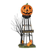 Pumpkin Water Tower