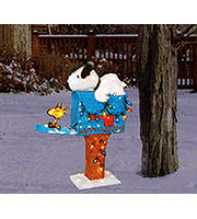 Snoopy Mailbox Animated