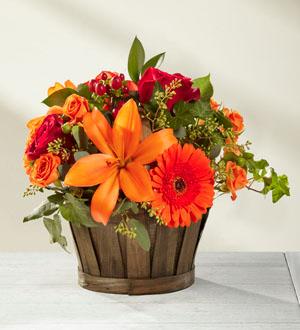 The FTD® Harvest Memories™ Basket