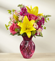 The FTD® Happy Spring™ Bouquet