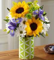 Le bouquet Tendre tournesolMC de FTD®