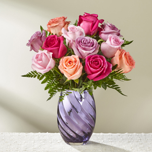 The FTD® Make Today Shine™ Rose Bouquet
