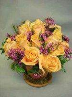 Terra Cotta Roses