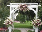 Decorated Trellis