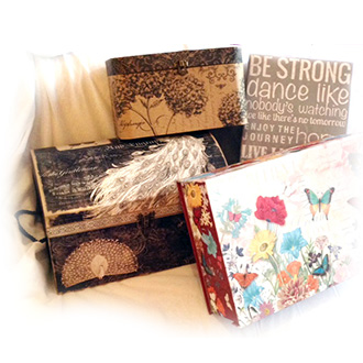 Treasure & Keepsake Boxes