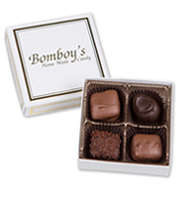 Bomboy's Four Piece Assortment