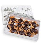Bomboy's Dark Chocolate Crab Candy Half Pound