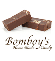 Bomboy's Chocolate Nut Fudge One Pound
