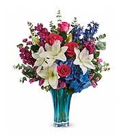 Flowers By Bauers Ocean Dance Bouquet