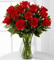 Dozen-Red Roses
