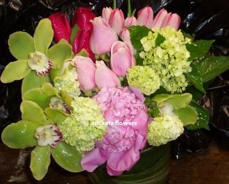 crickets spring vase