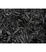 Midnite Black Mulch  *2 Yards*
