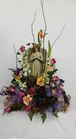 Praying Garden Angel