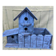 Double Birdhouse