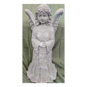 Standing Angel Planter