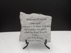 Dearest Friend Stone
