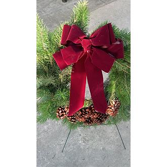 Fresh Cemetery Wreaths